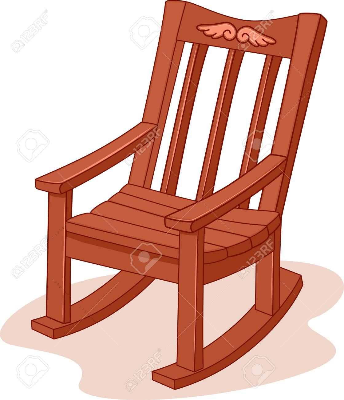 Fabulous Stock Illustration Squirreltailoven Fun Painted Chair Ideas Images Squirreltailovenorg