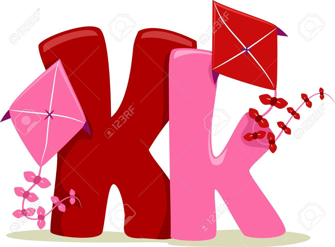 illustration featuring the letter k stock photo picture and royalty rh 123rf com letter k clipart black and white letters clipart black and white