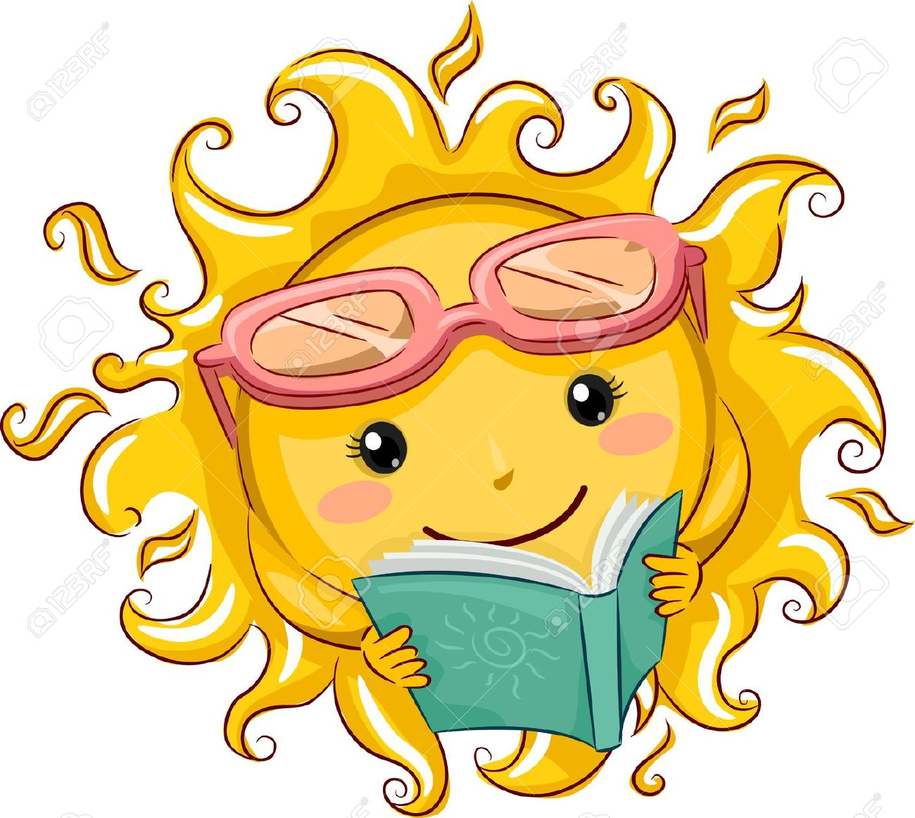Image result for sun reading