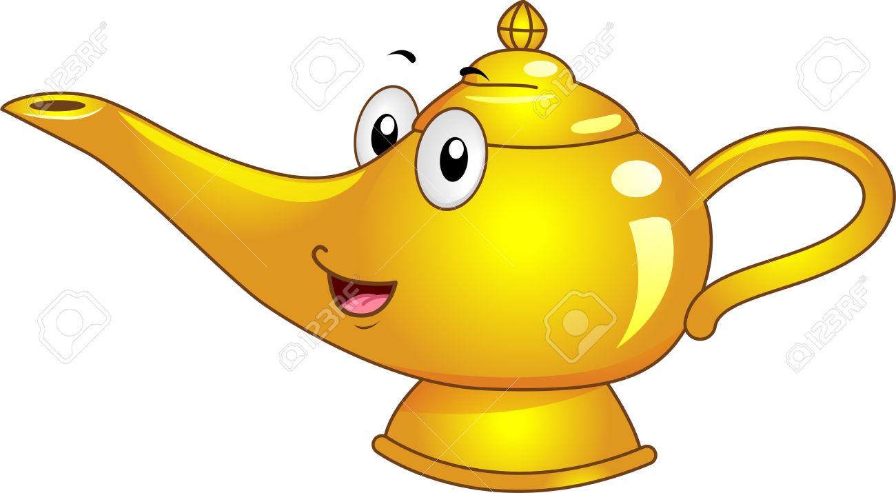 magic lamp pictures