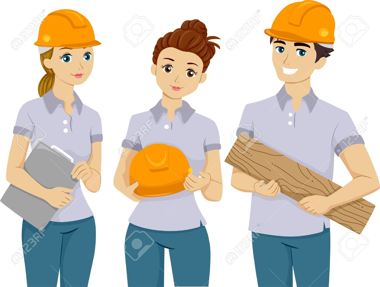 illustration of teens doing volunteer work royalty cliparts illustration of teens doing volunteer work stock vector 29214457