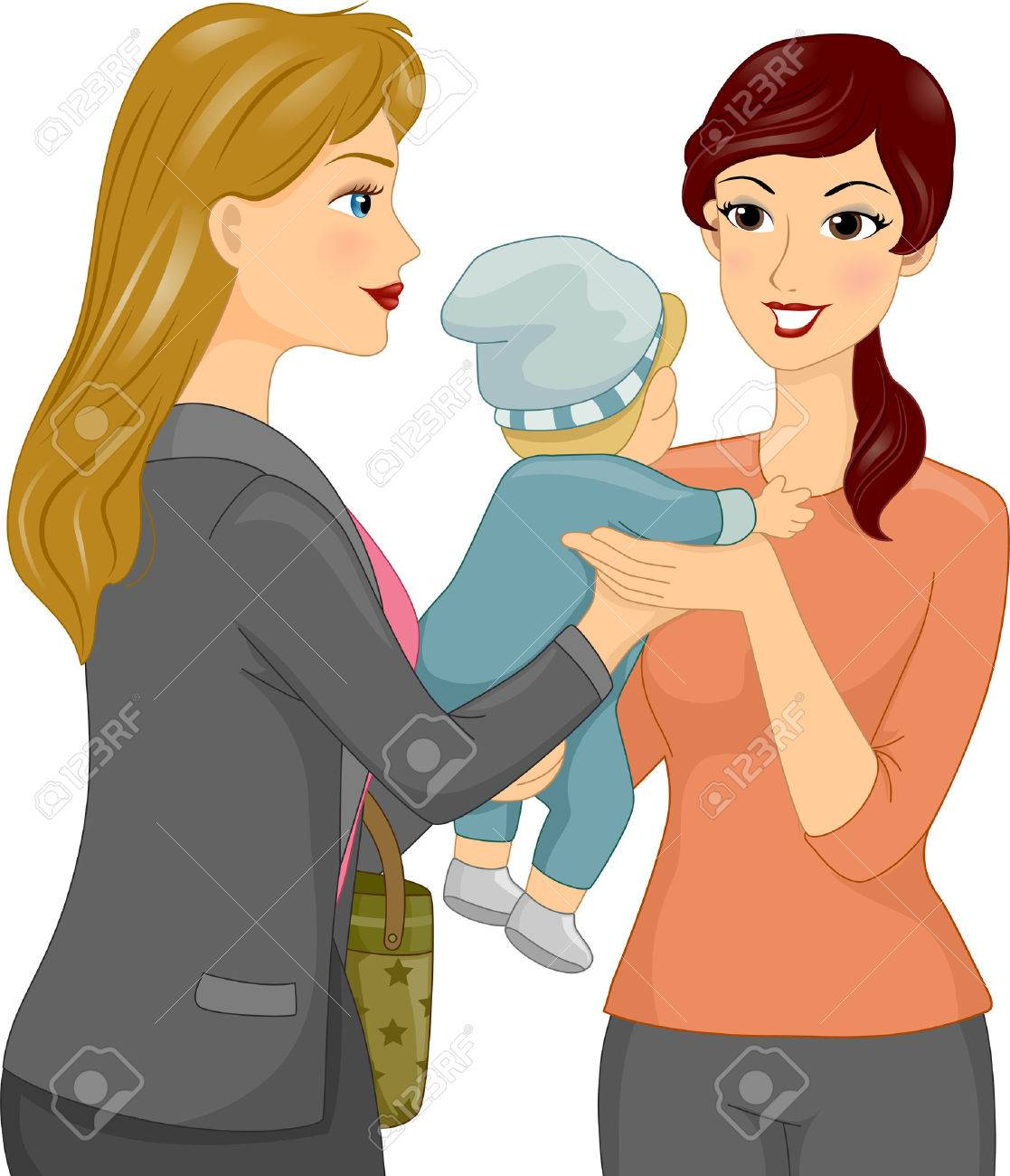 1 094 babysitter cliparts stock vector and royalty free