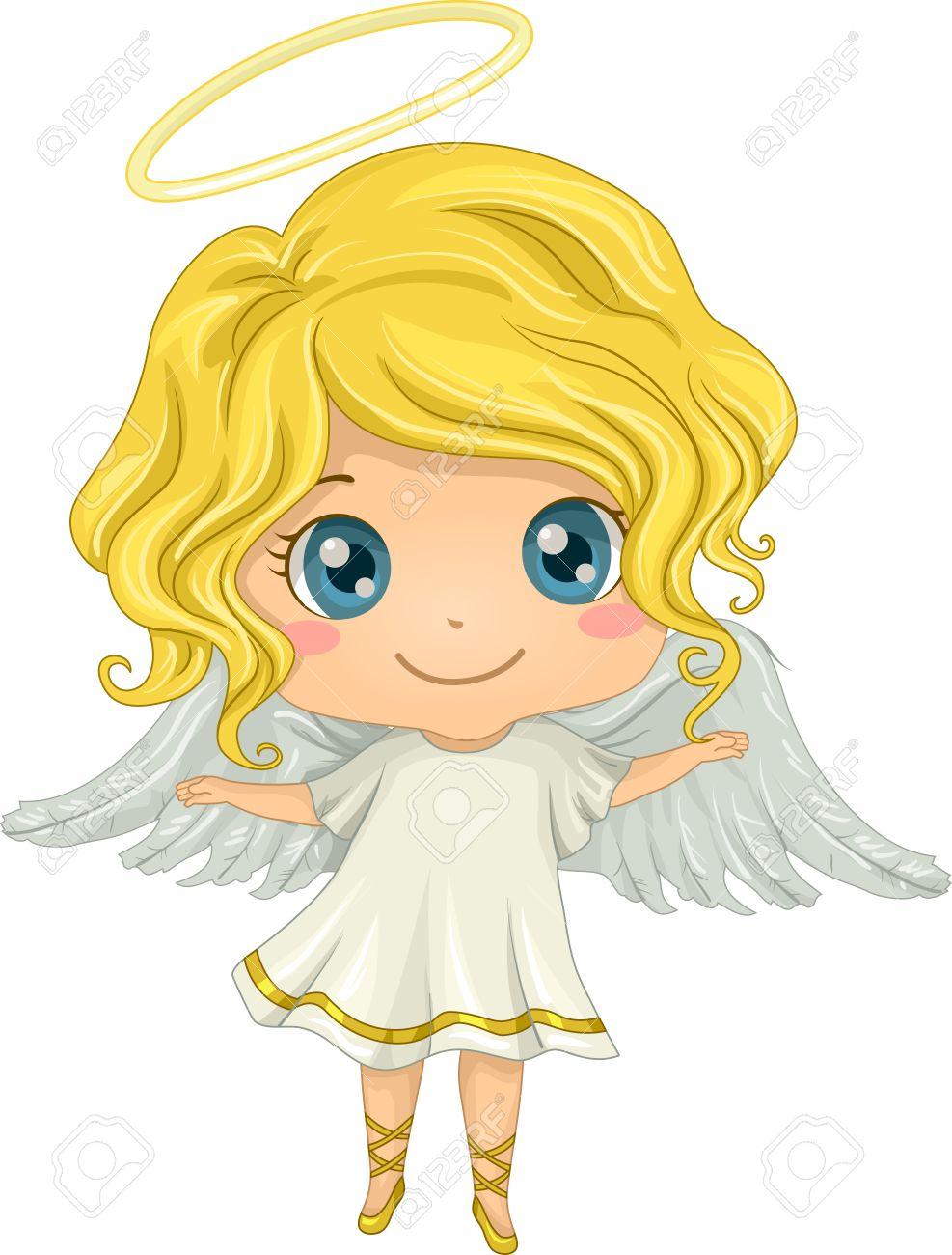 angel cartoon stock photos royalty free angel cartoon images and