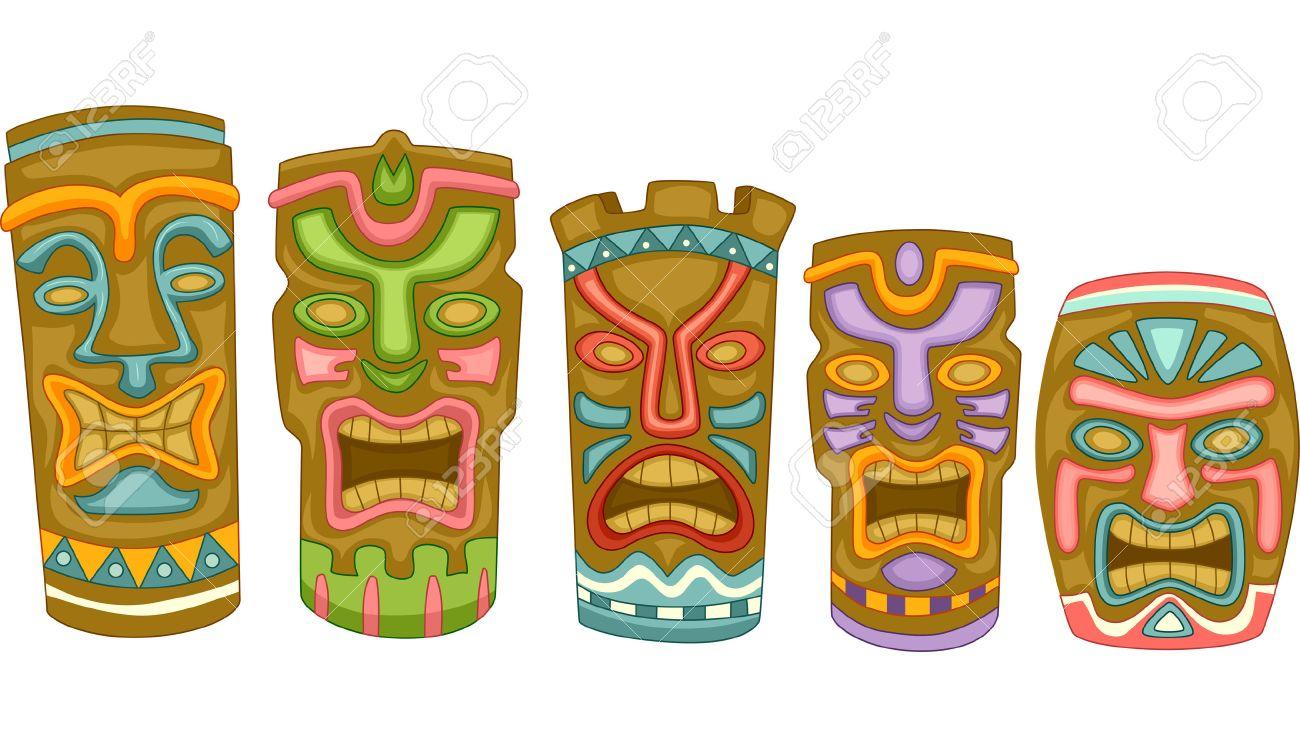 [Image: 33001625-Illustration-Avec-Tiki-masques-...images.jpg]