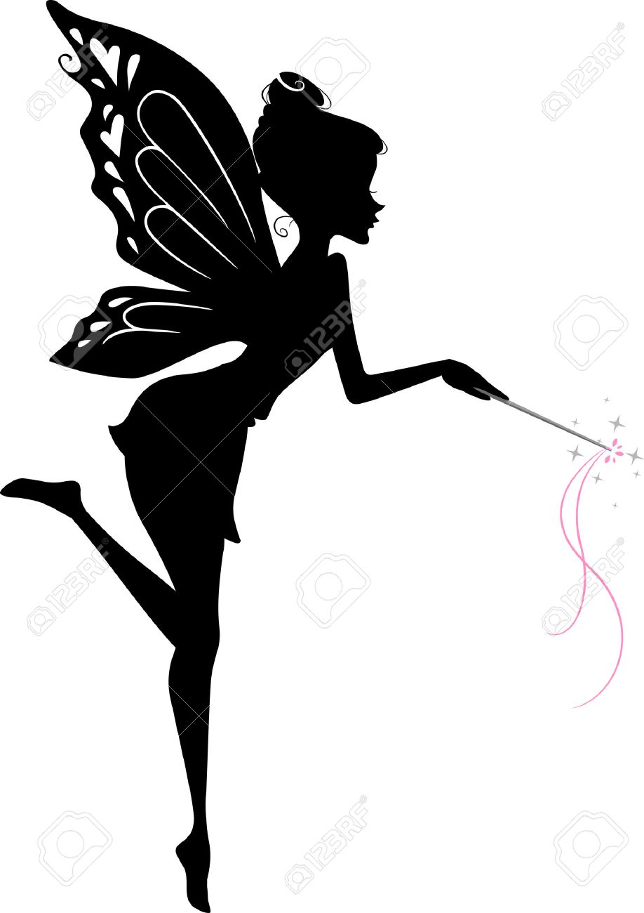illustration featuring a fairy waving her wand royalty free cliparts rh 123rf com free clipart fairy tales free fairy clip art downloads