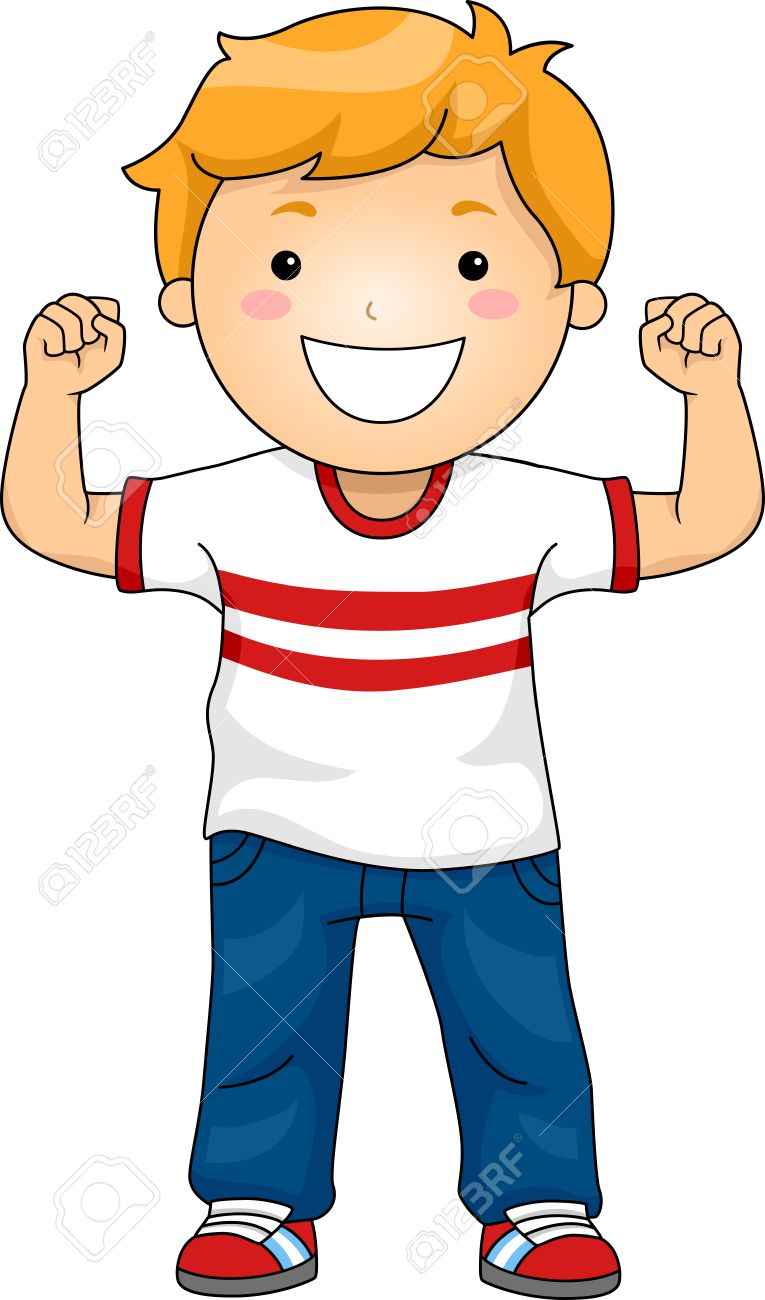 illustration featuring a boy flexing his muscles to demonstrate rh 123rf com clipart of a bottle of vanilla clipart of a bottle of vanilla