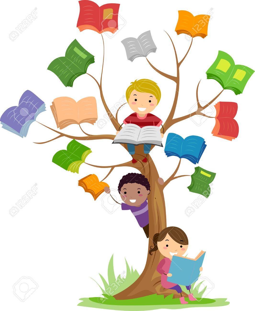 Resultado de imagen para dibujo sobre la lectura