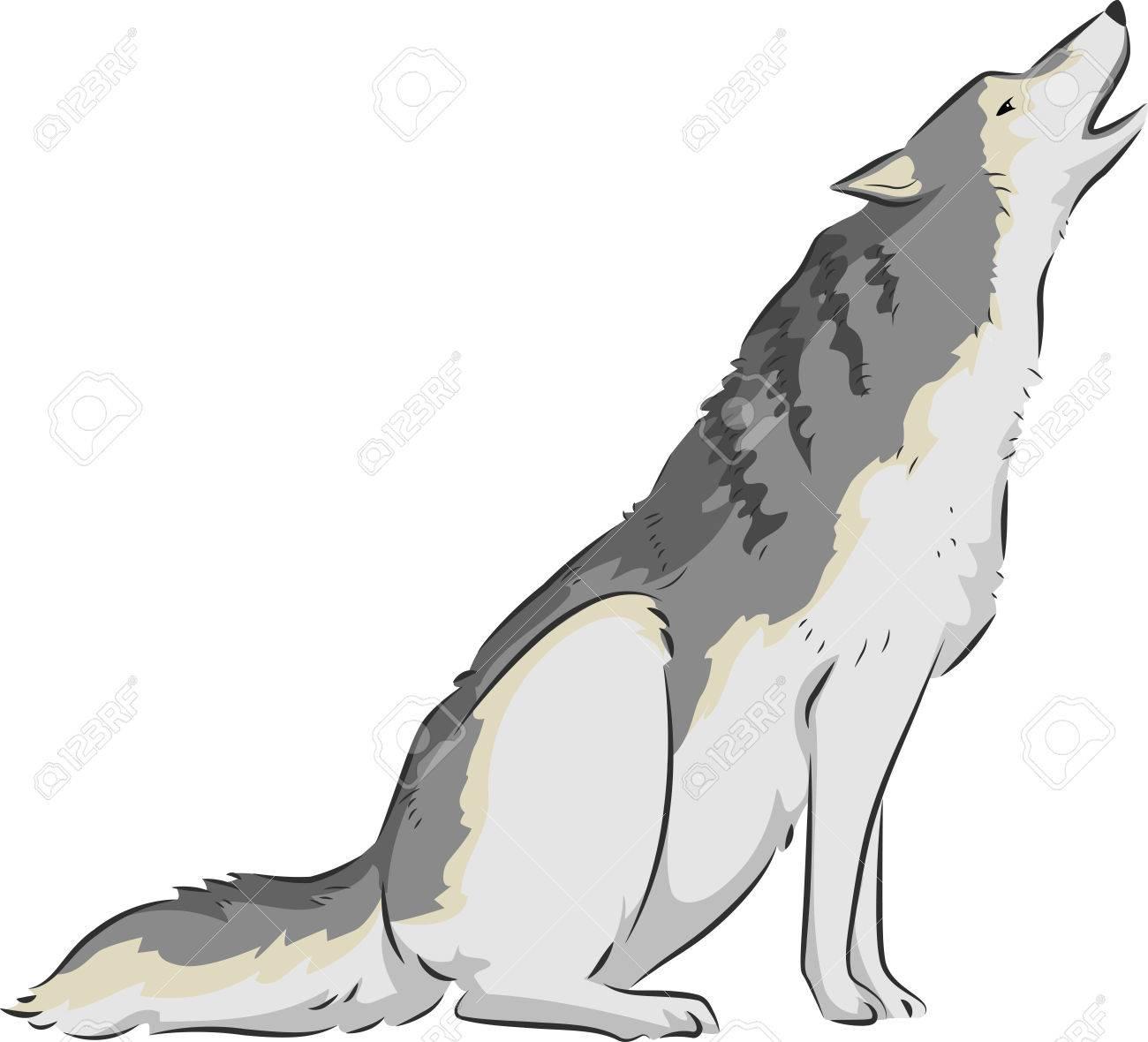 100 狼 遠吠え イラスト 最高の写真の壁紙のコレクション 無料