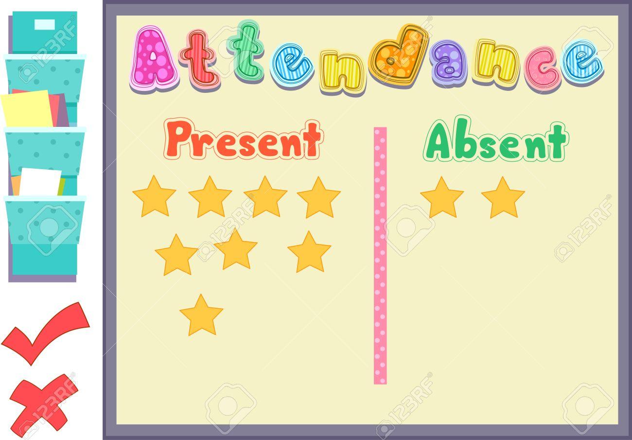 Attendance Board