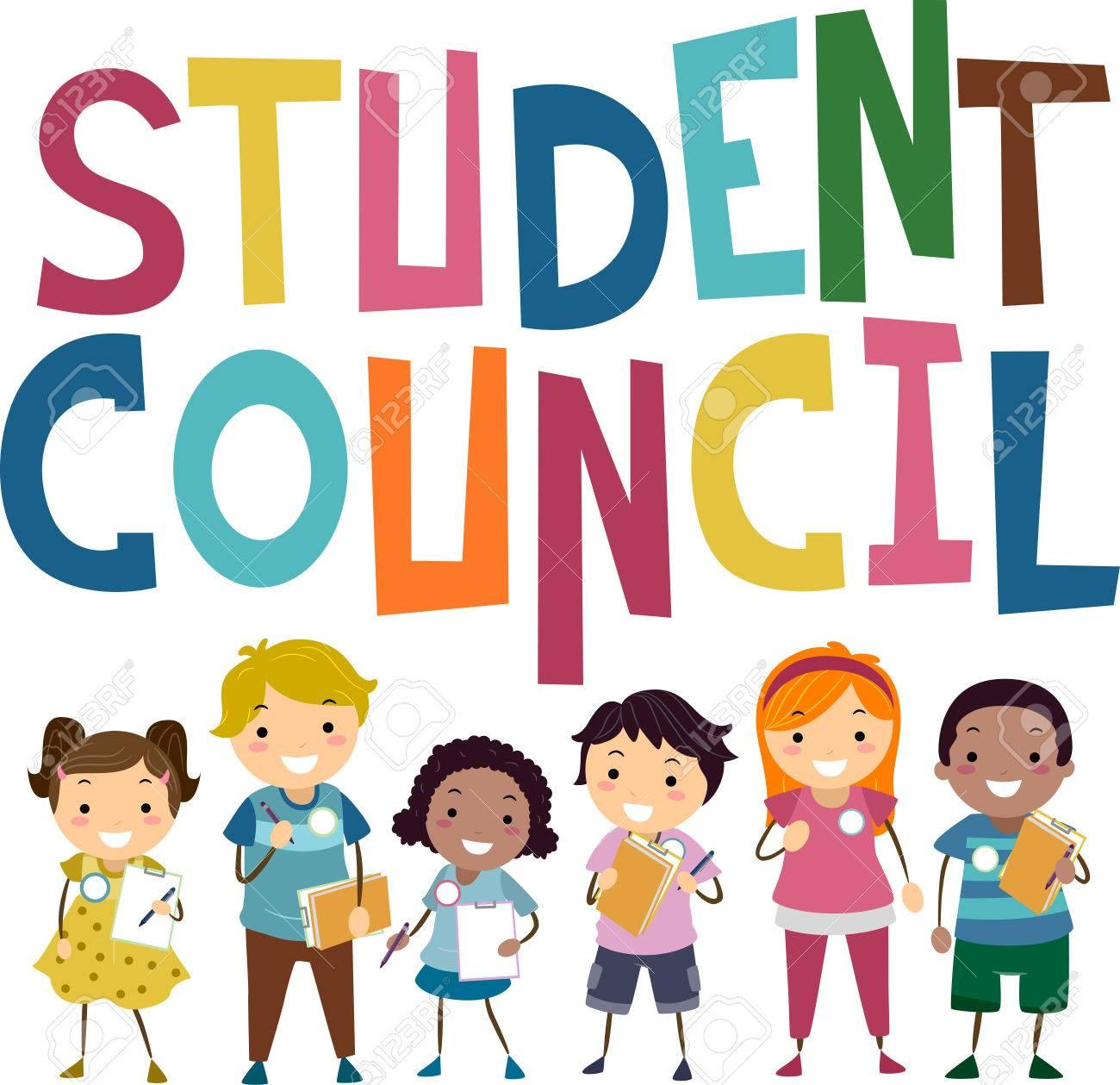 stickman illustration featuring preschool kids campaigning to rh 123rf com student council election clipart student council clipart free