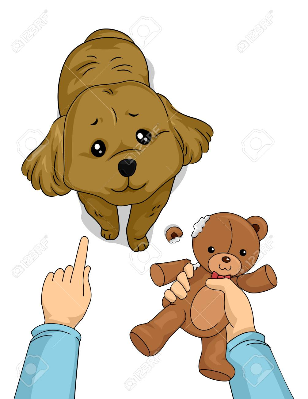 Beautiful Bear Brown Adorable Dog - 88489762-cute-animal-illustration-featuring-an-adorable-dog-pulling-the-puppy-dog-eyes-while-being-scolded-fo  Snapshot_7717100  .jpg