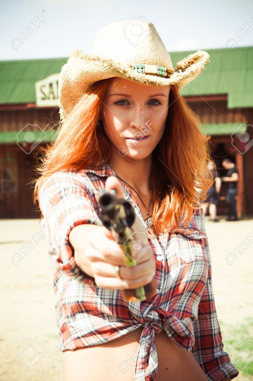 beautiful girl in style of the country Stock Photo - 10292877