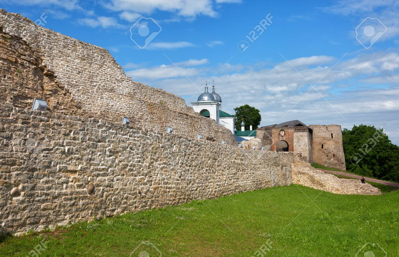Izborsk fortress, Pskov region: photo and description, history of sights, how to get 64