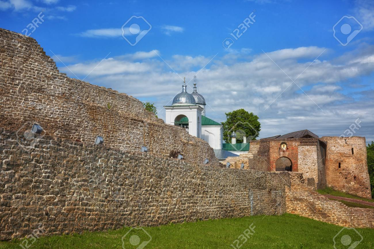 Izborsk fortress, Pskov region: photo and description, history of sights, how to get 13
