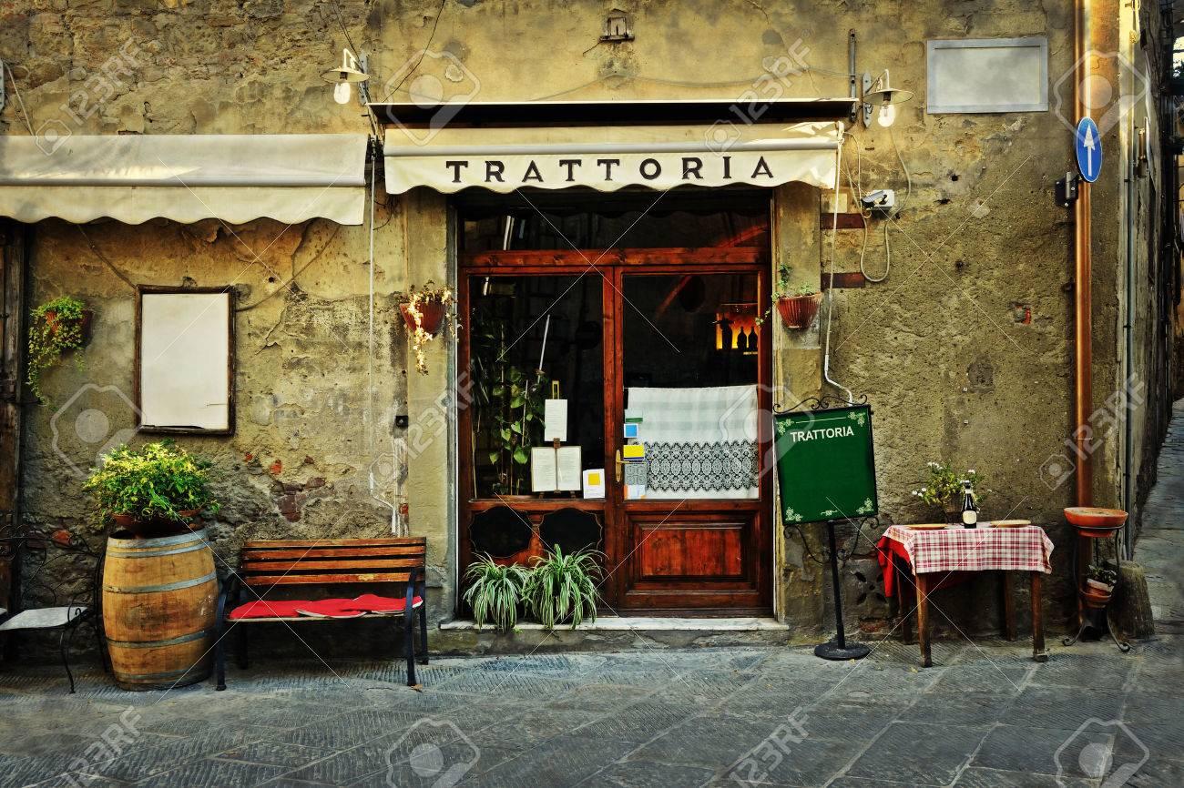 Italian restaurant exterior - Restaurant Exterior Italian Restaurant