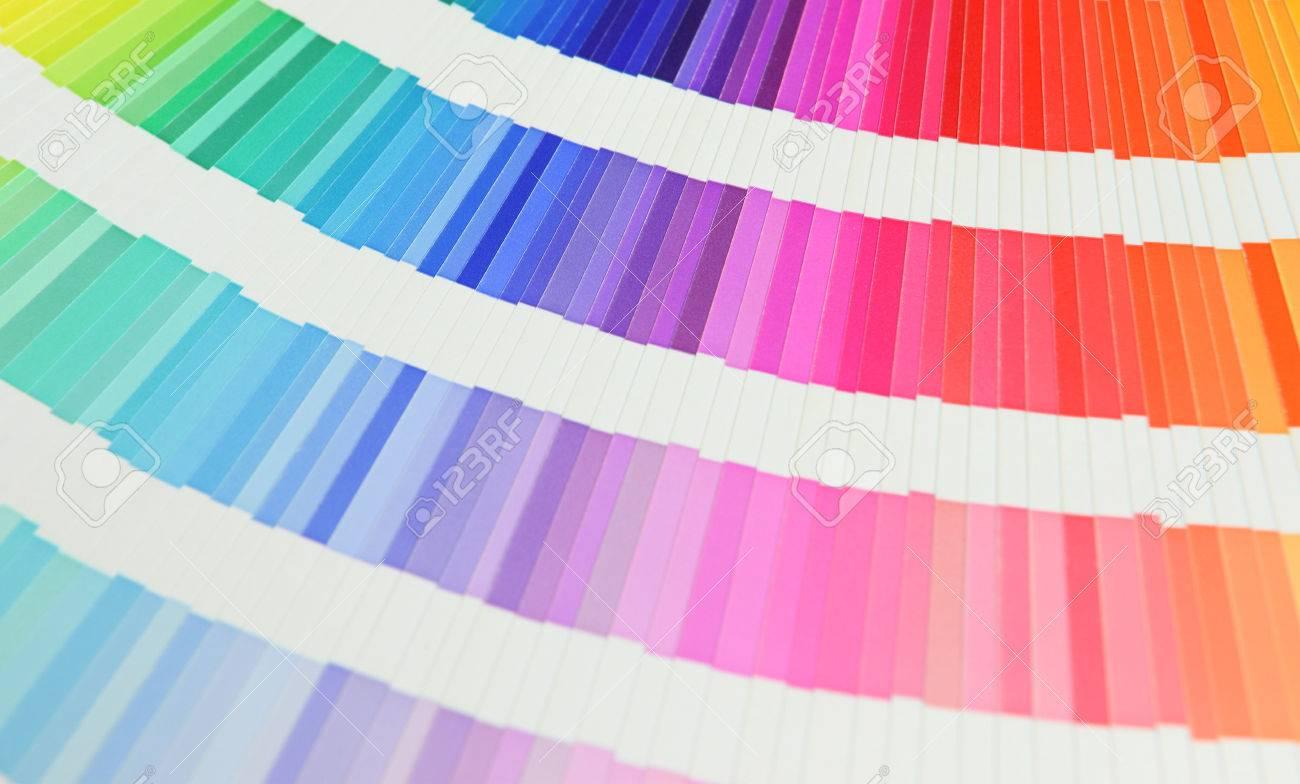 Schönes Farbmuster Buch Lizenzfreie Fotos, Bilder Und Stock ...