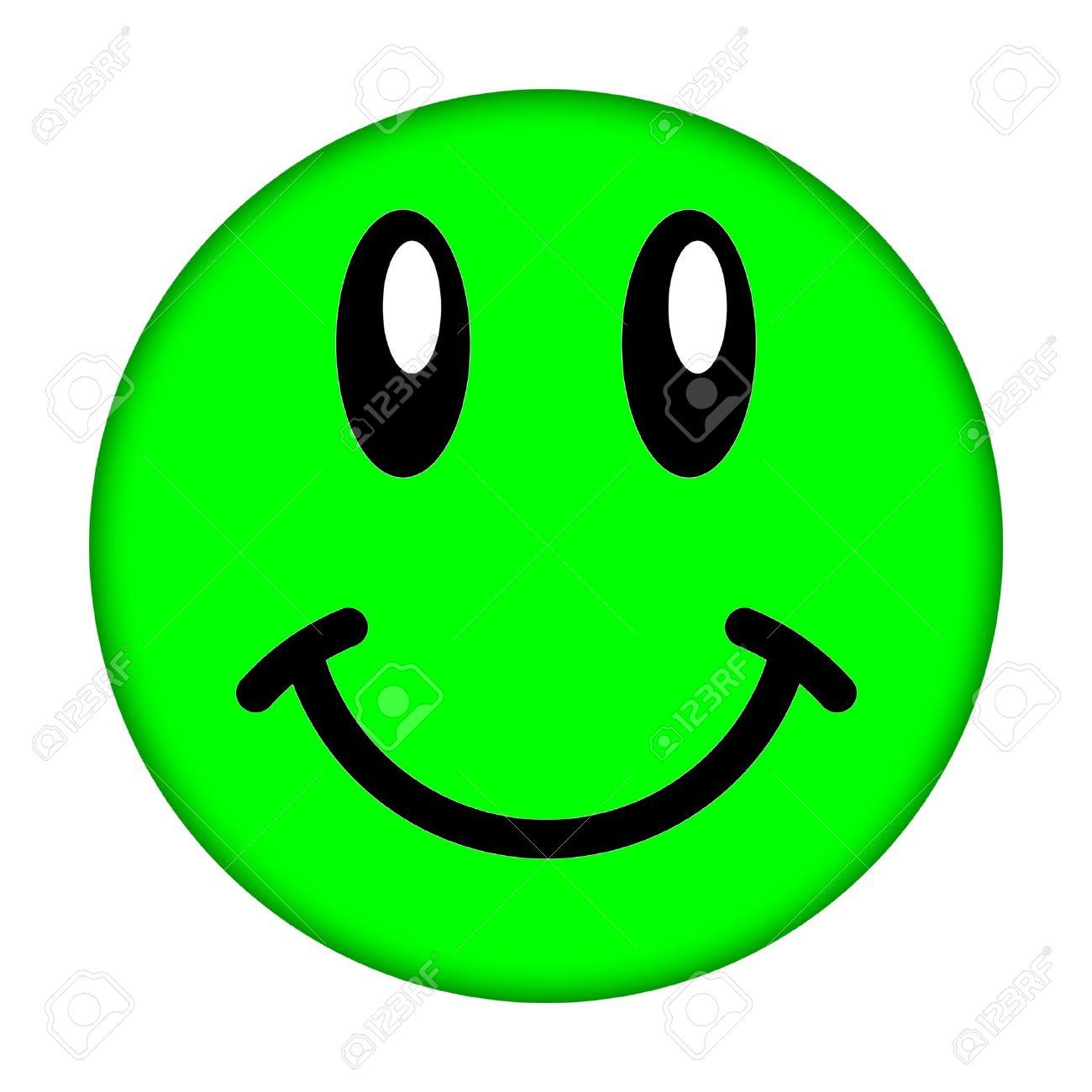 Smiley Vert Www Bilderbeste Com