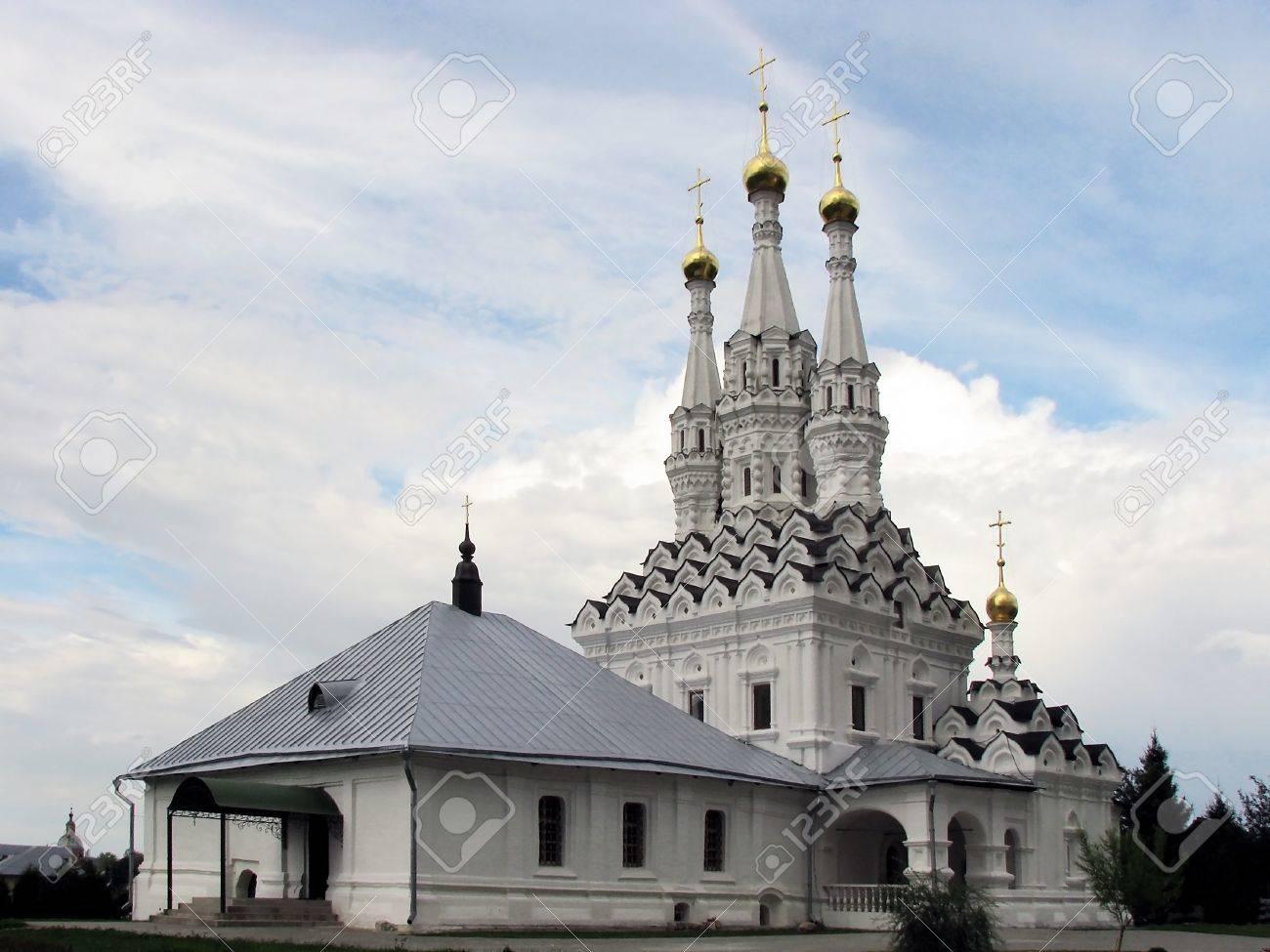 ヴャジマ。Hodegetria 教会。 ロ...