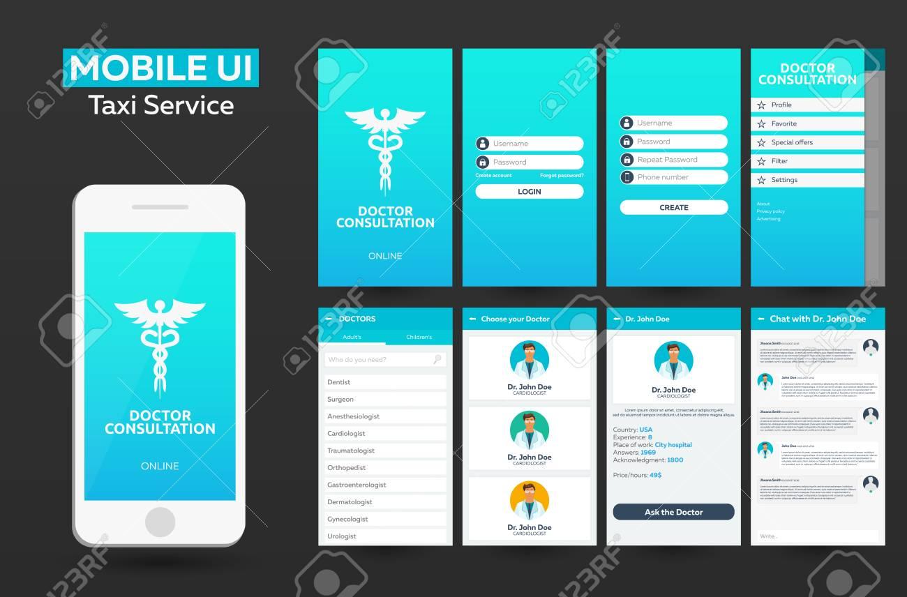 design mobile app ui online free