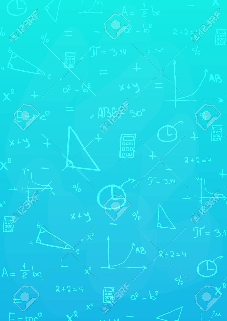 Mathematics Subject Back To School Background Education Banner Royalty Free Cliparts Vectors And Stock Illustration Image 83945598
