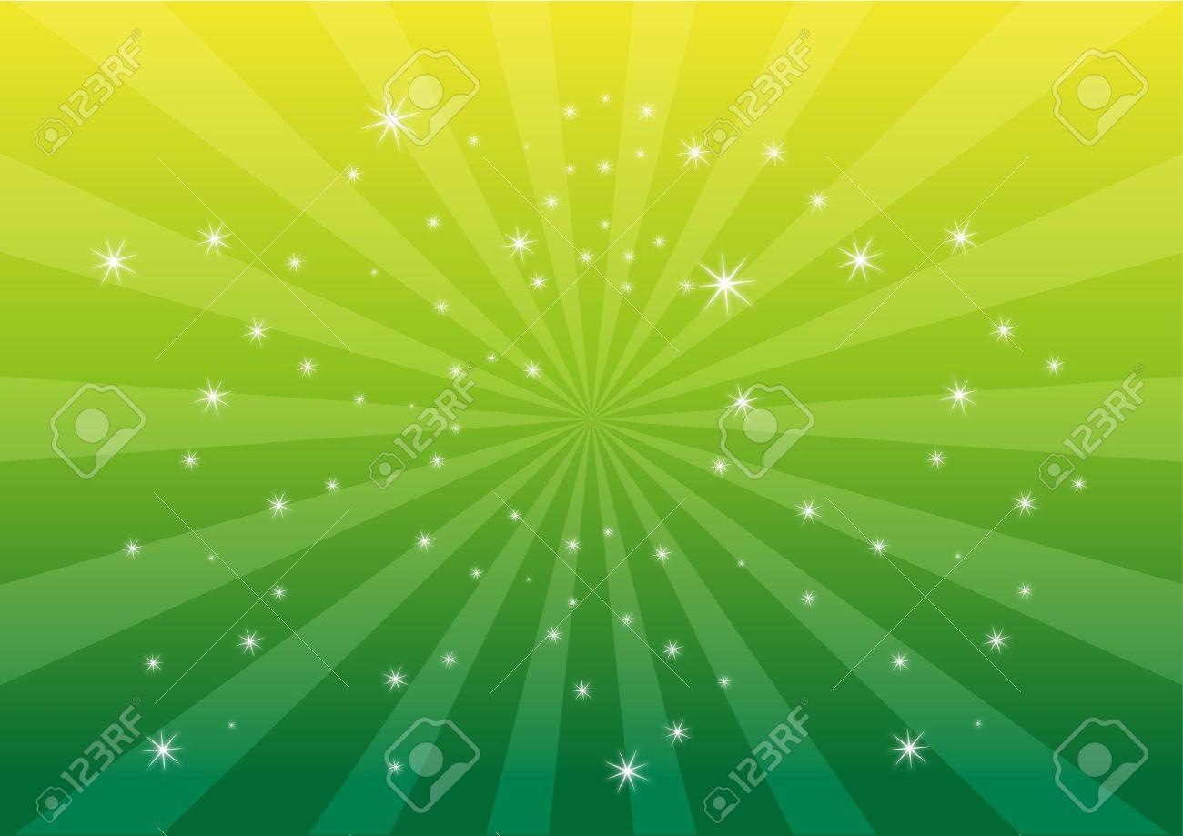 Green color light background - 16884447