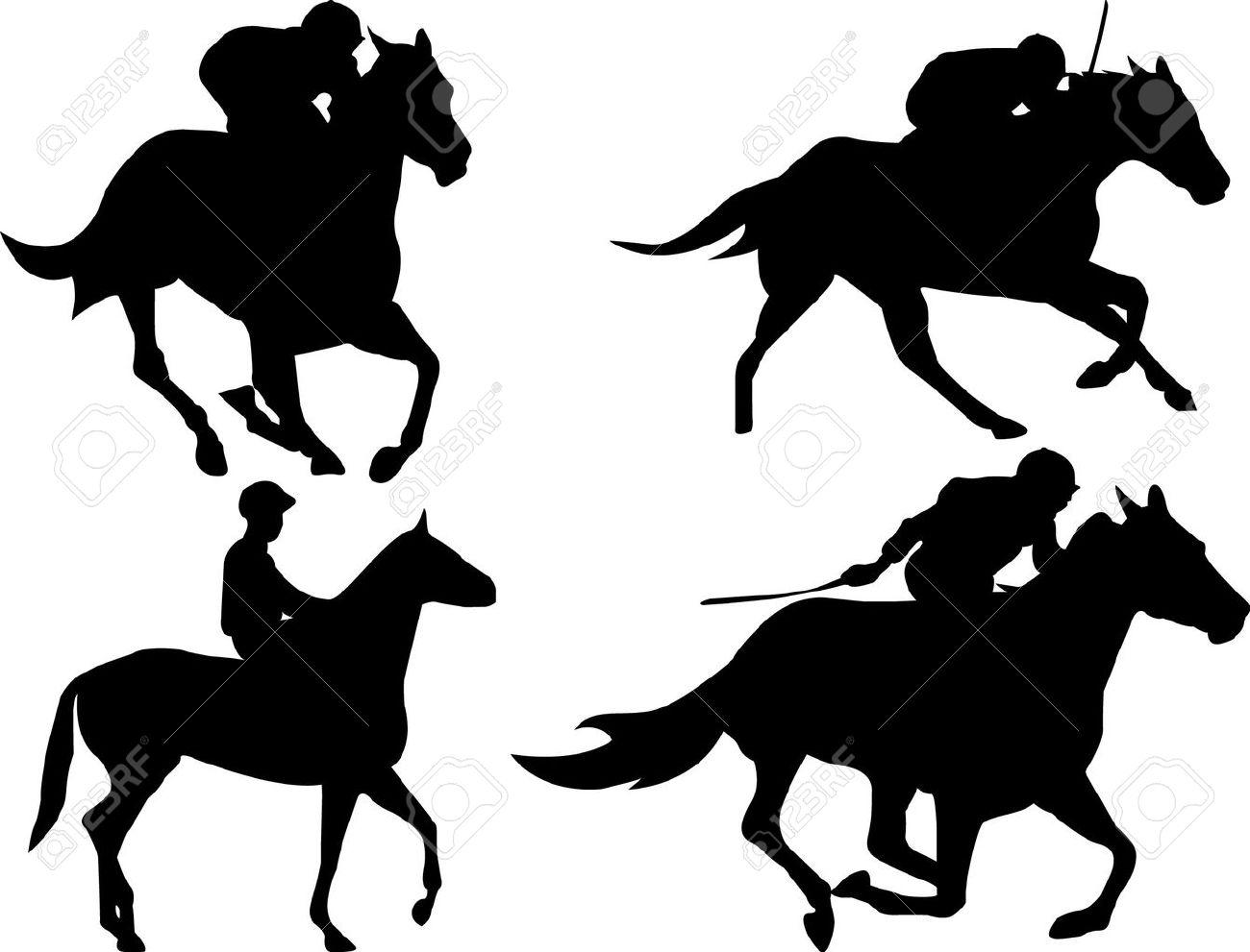 Horse racing game - 22815718