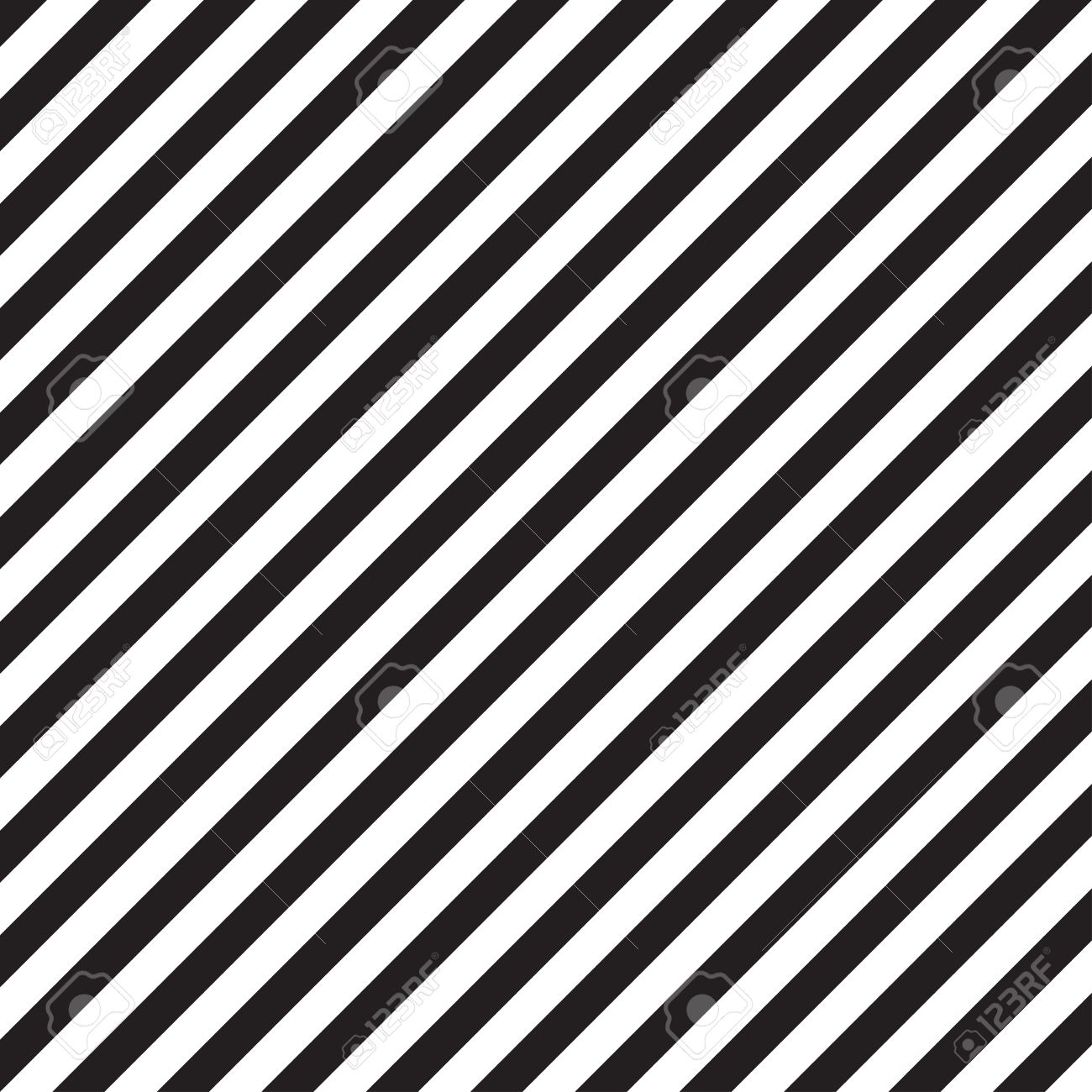 abstract geometric lines with diagonal black and white stripes