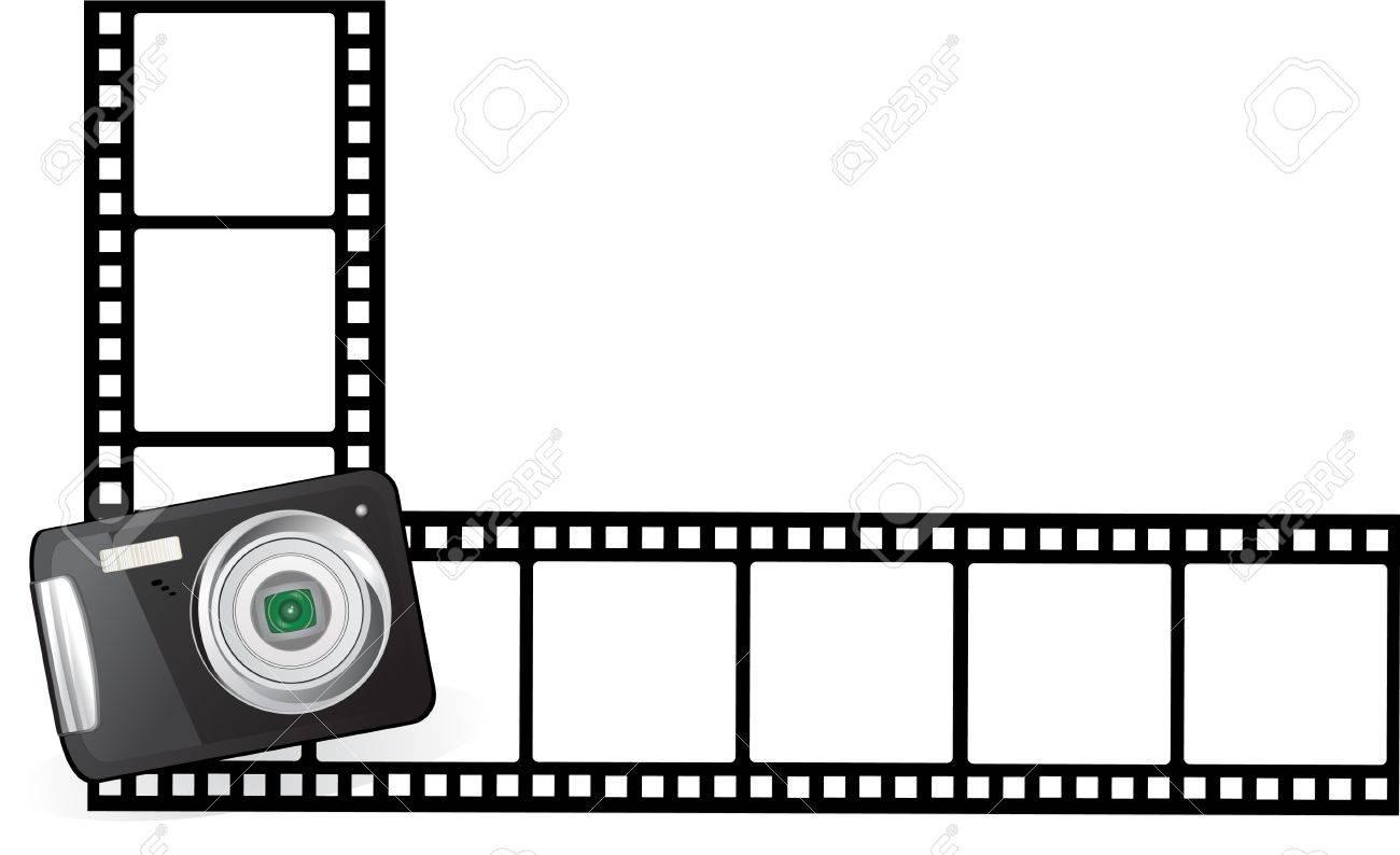 digital camera Stock Vector - 13706944