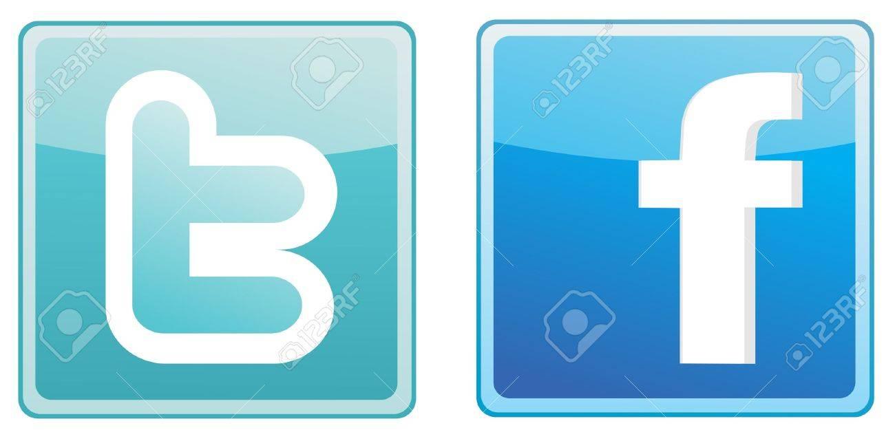 réseau social icône Banque d'images - 13775792