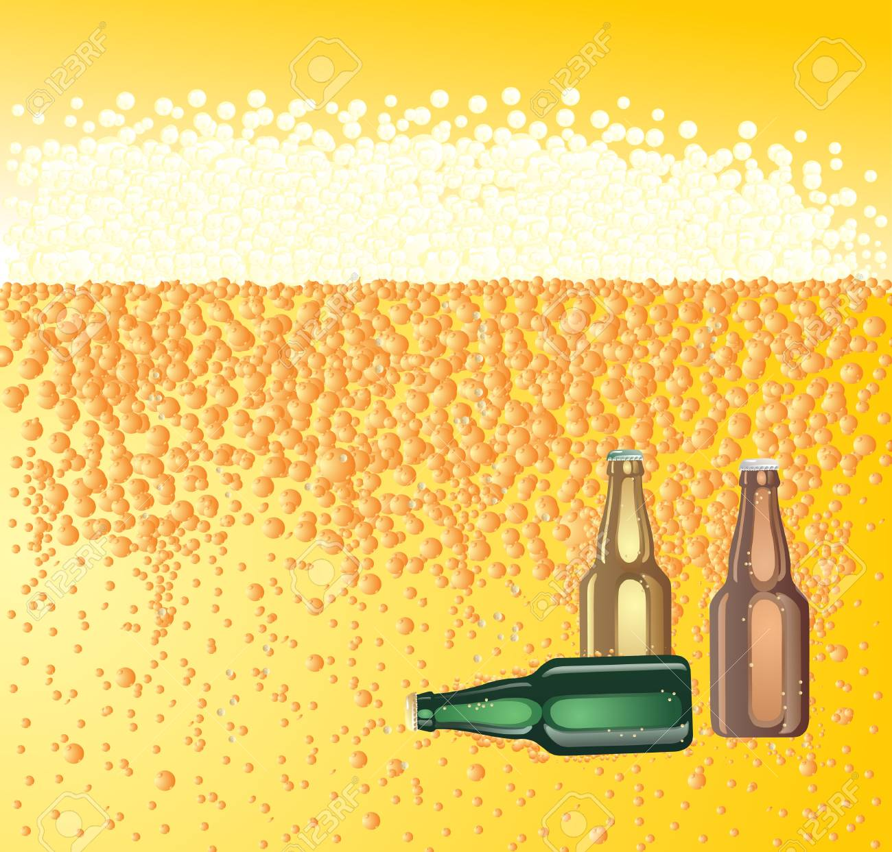 beer Stock Vector - 13797812