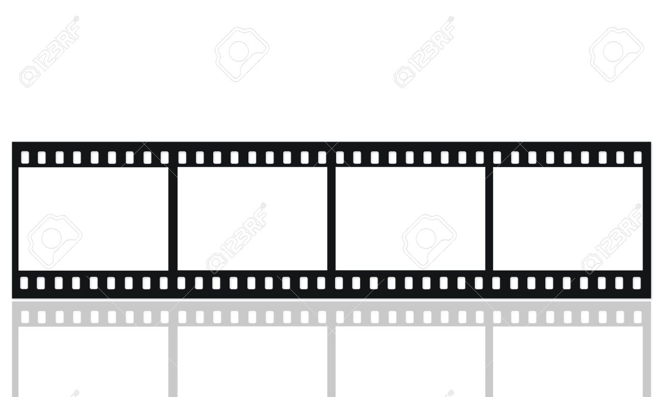 35mm Format Movie Filmstrip,standard Film Picture Frames, Large ...