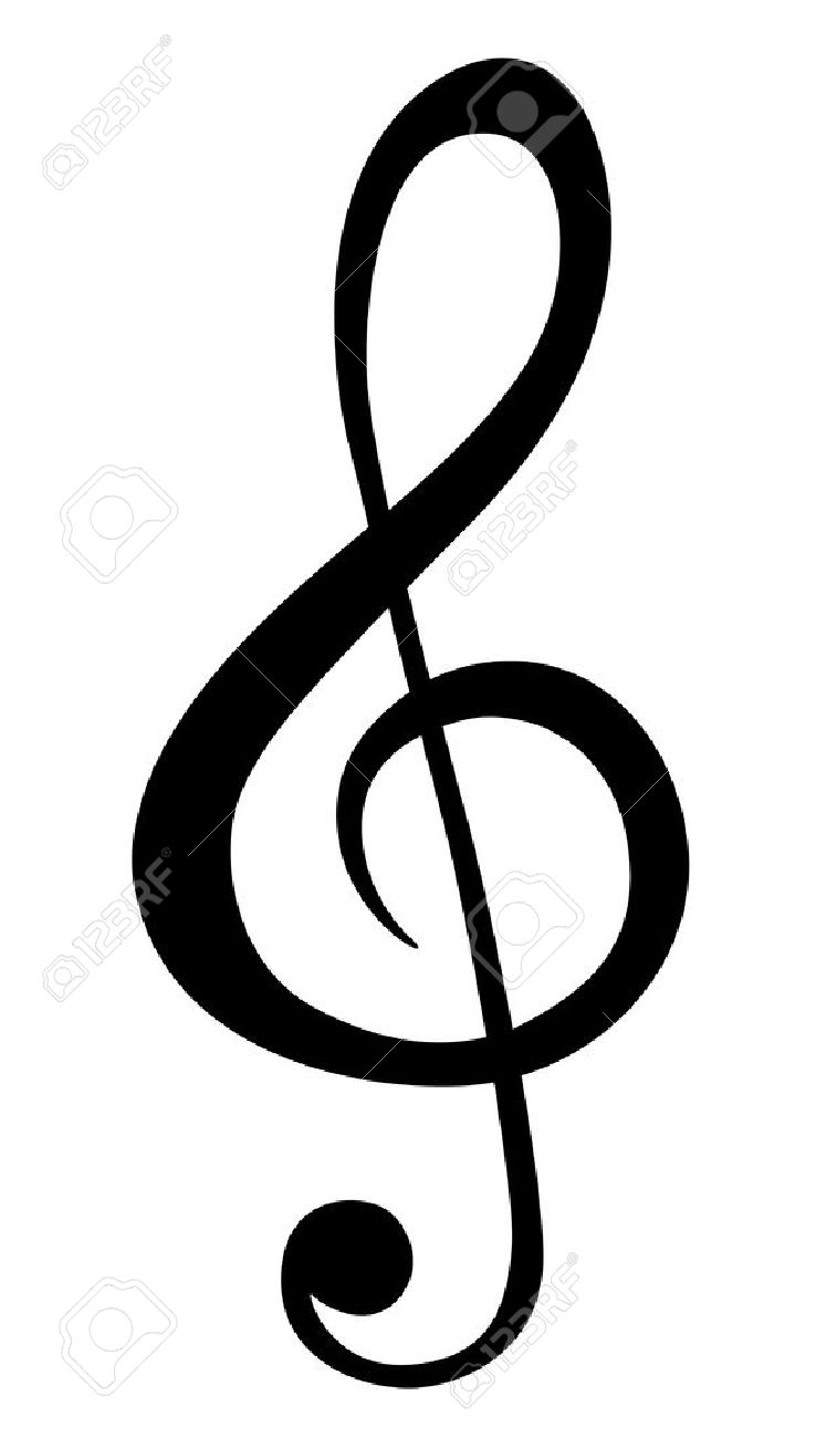 Music Note Symbols Royalty Free Cliparts Vectors And Stock