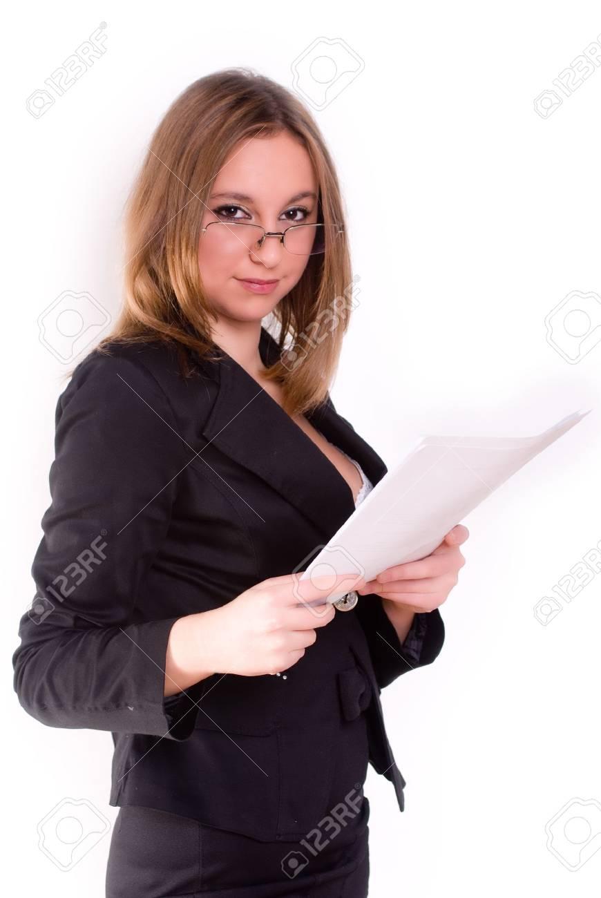 Сексуальная деловая женщина 22 фотография