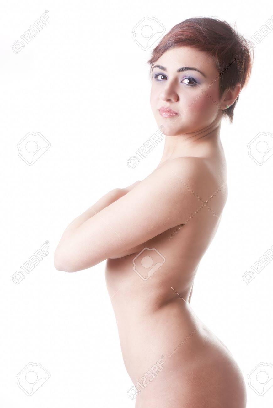 Fille de nake
