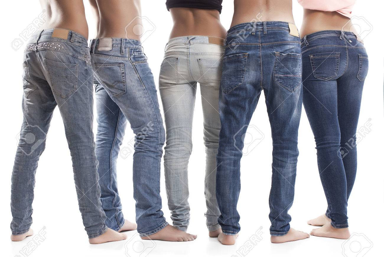 Jeans-Manufaktur