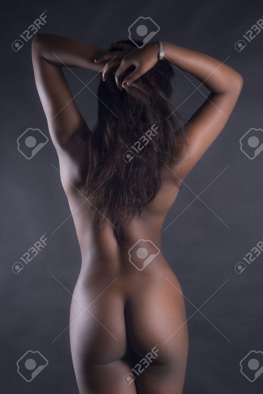 Sexiest nackte schwarze Frauen