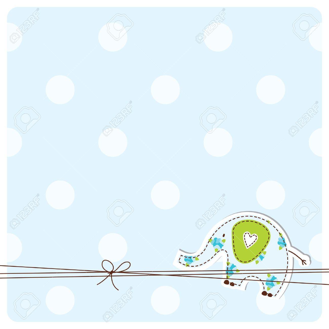 Baby shower invitation card royalty free cliparts vectors and baby shower invitation card stock vector 13067883 filmwisefo