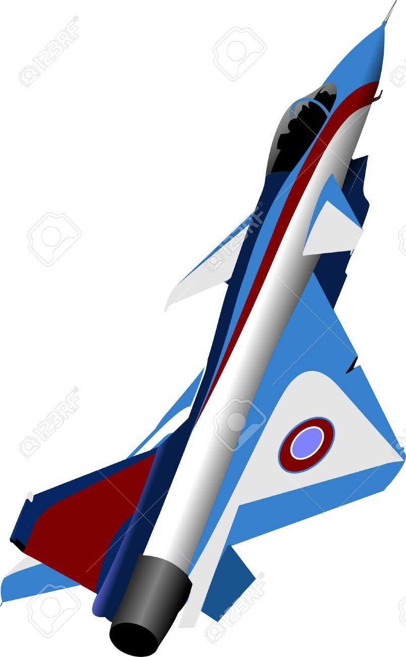 Vector combat aircraft - 9551597