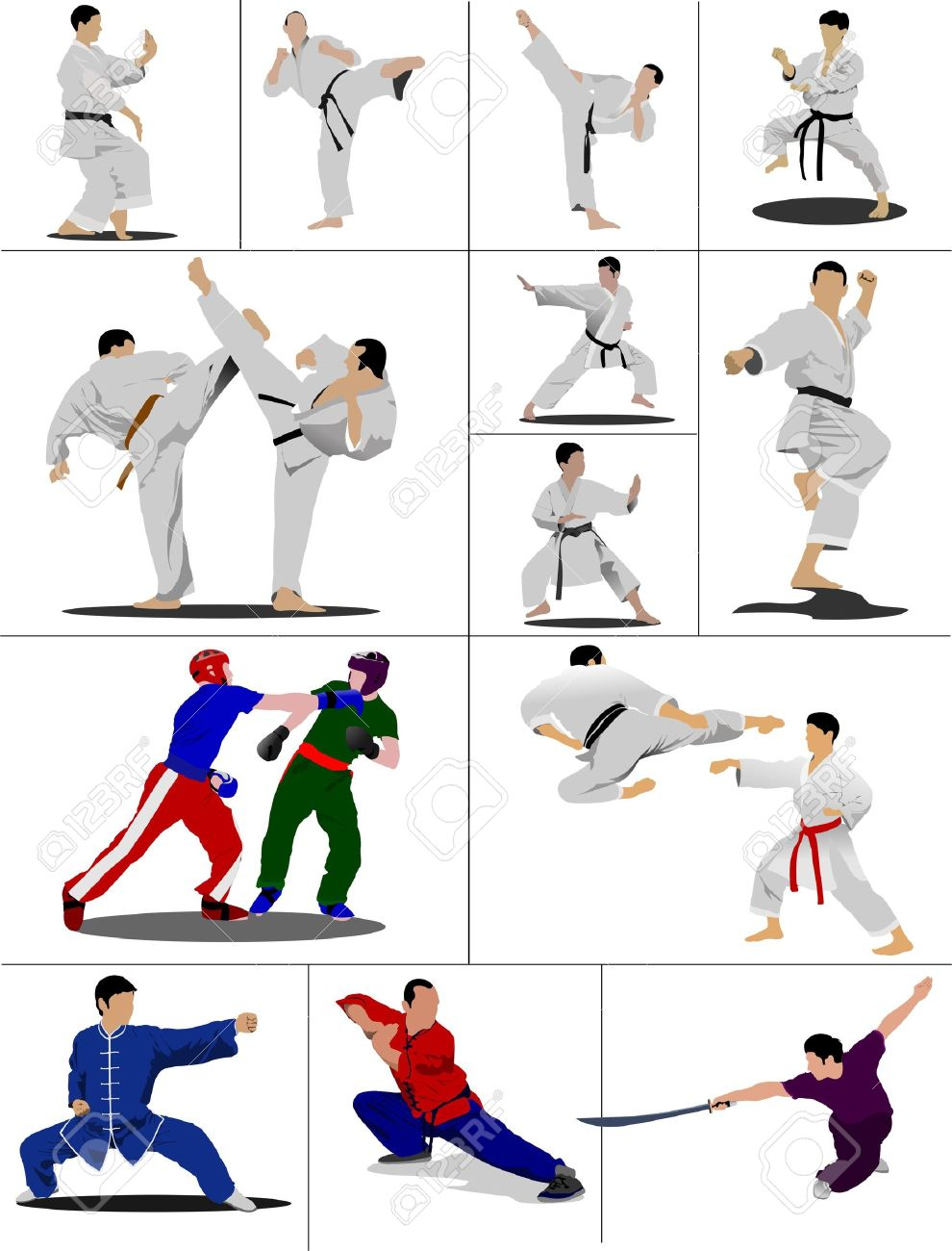 Sport de combat kung fu