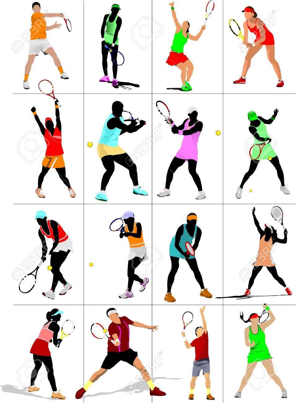 Lawn Tennis Tennis Player
