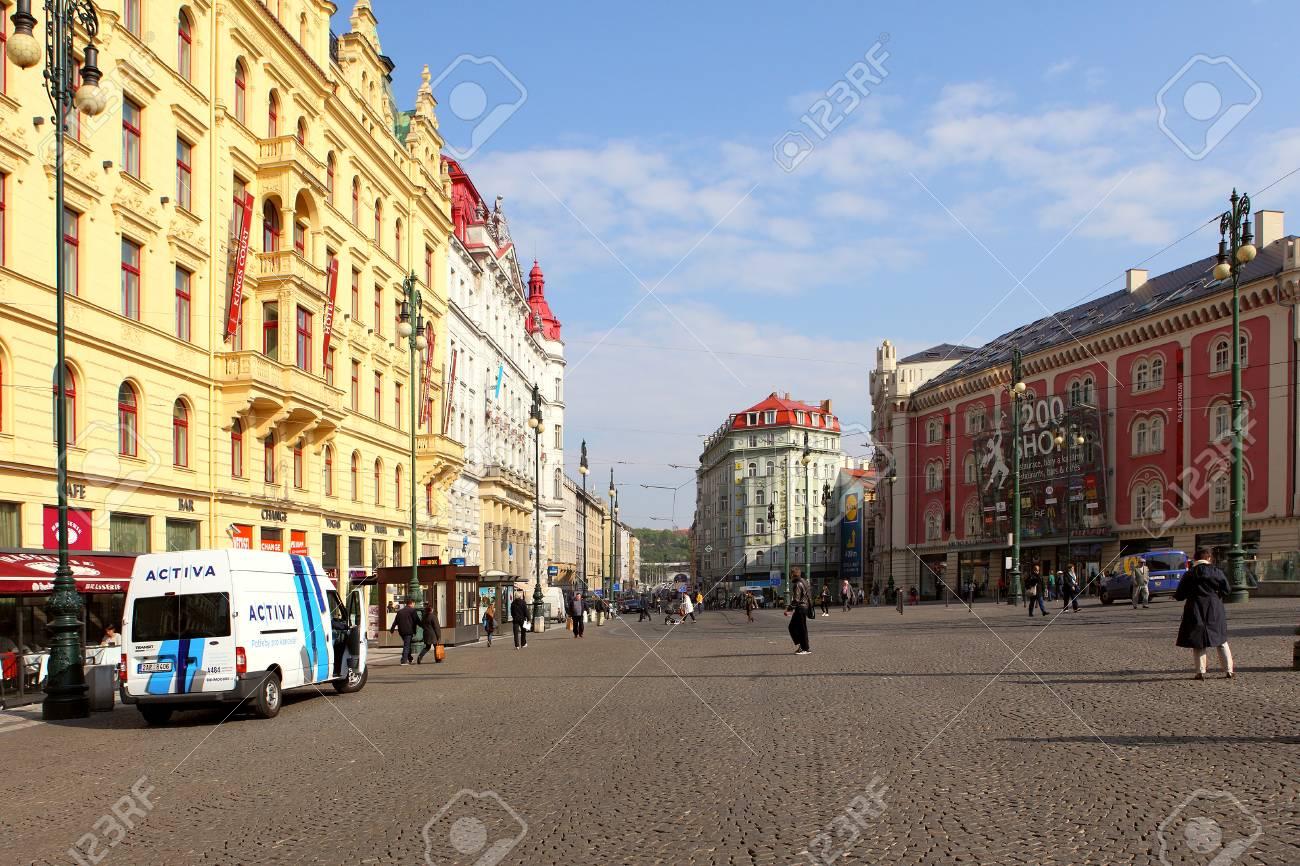 Streets 23 czech Free Czech
