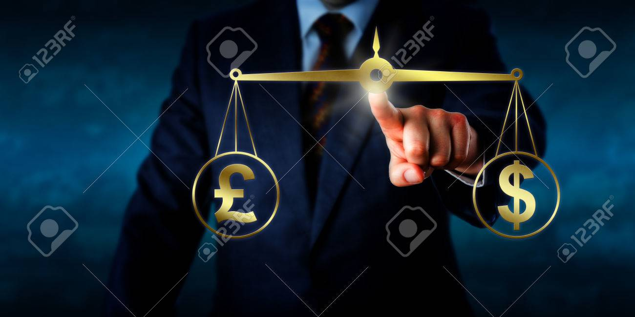 Investor trading the british pound sterling at par with the us investor trading the british pound sterling at par with the us dollar a golden pair biocorpaavc Gallery