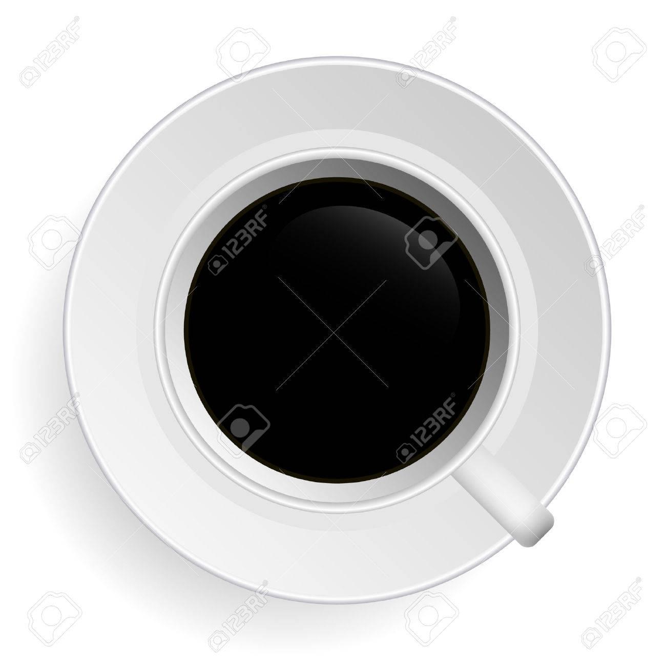 Black Tea Coffee Vector Stock Vector - 7113347