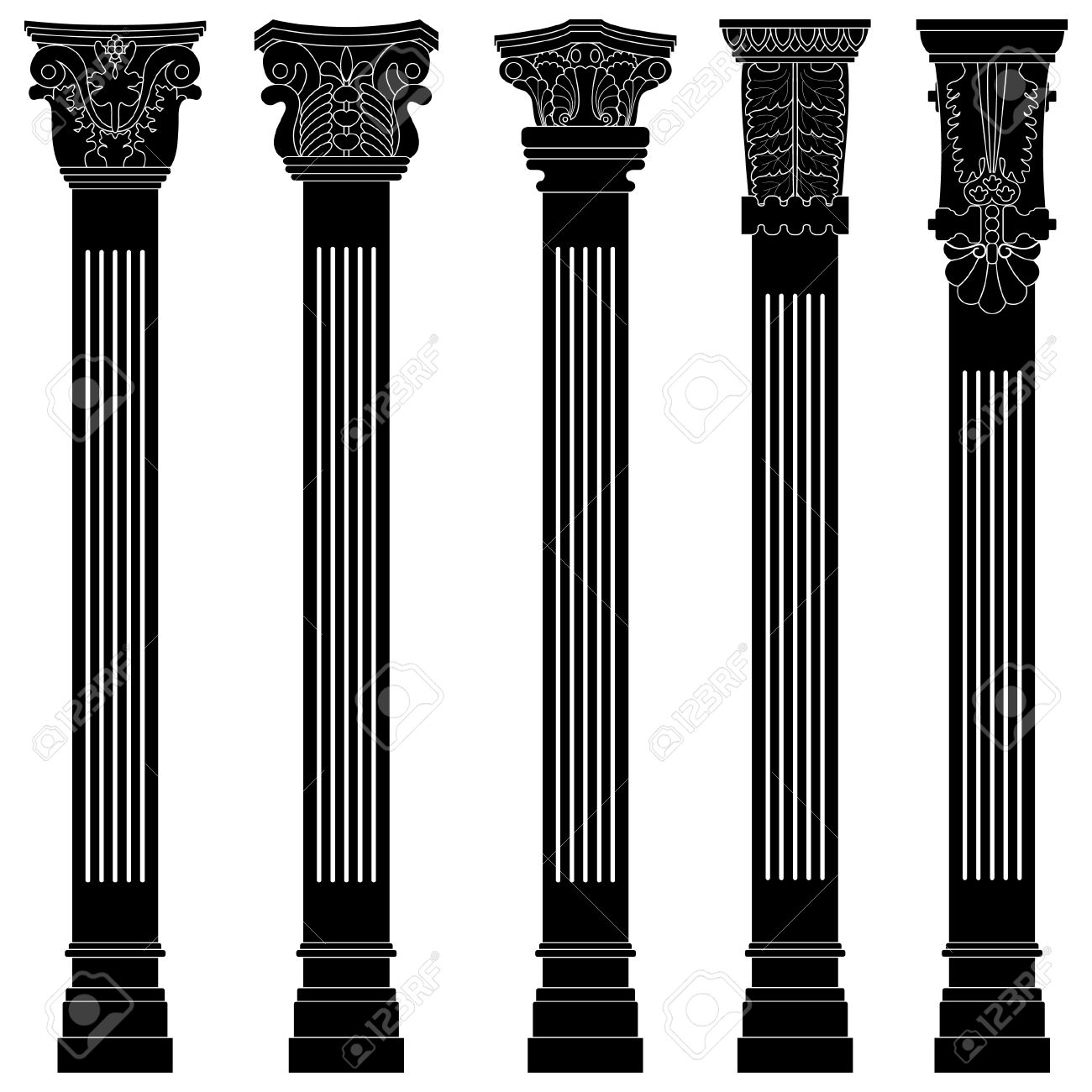 Exellent Greek Architecture Columns Quotations And Carvings Of