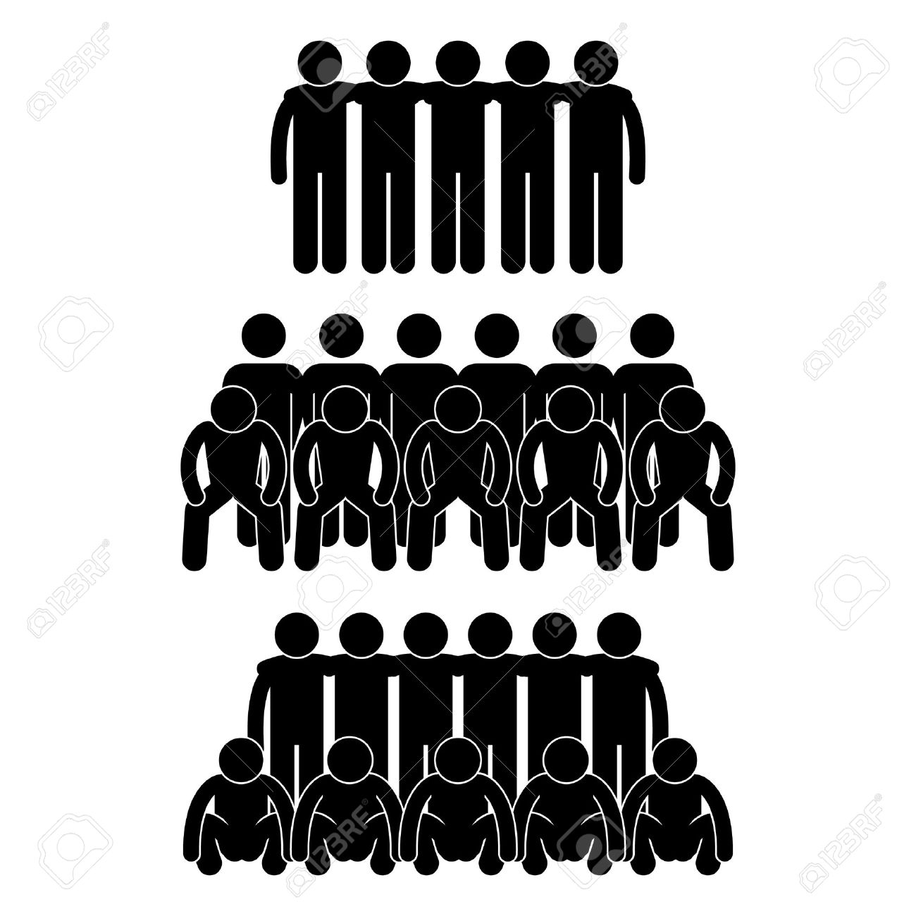 People United Clipart