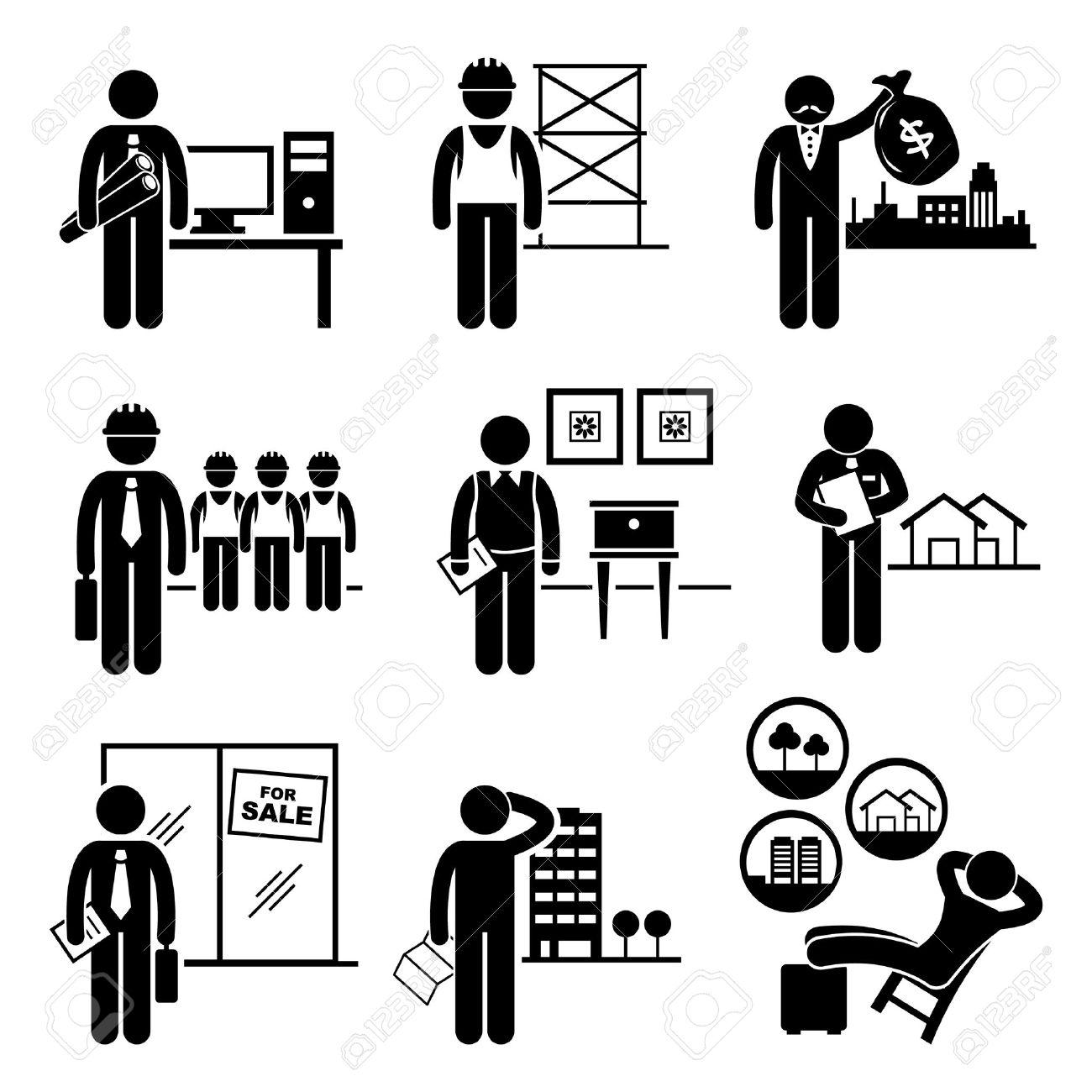 bau immobilien job berufe karriere - architekt, bauunternehmer, Innenarchitektur ideen