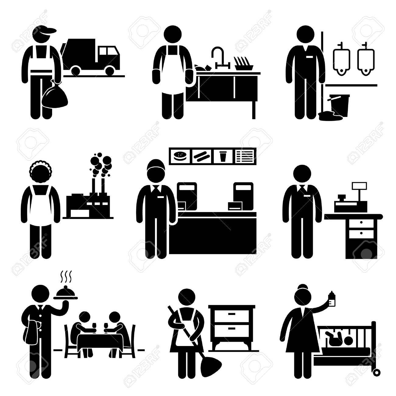 low income jobs occupations careers garbage man dishwasher low income jobs occupations careers garbage man dishwasher janitor factory worker