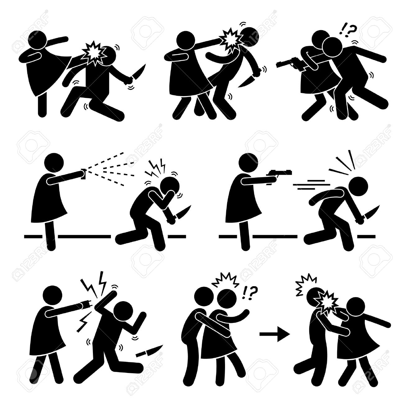 Get e-book Self Defense