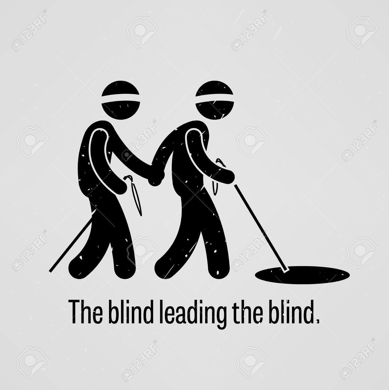 The Blind Leading The Blind Ro...