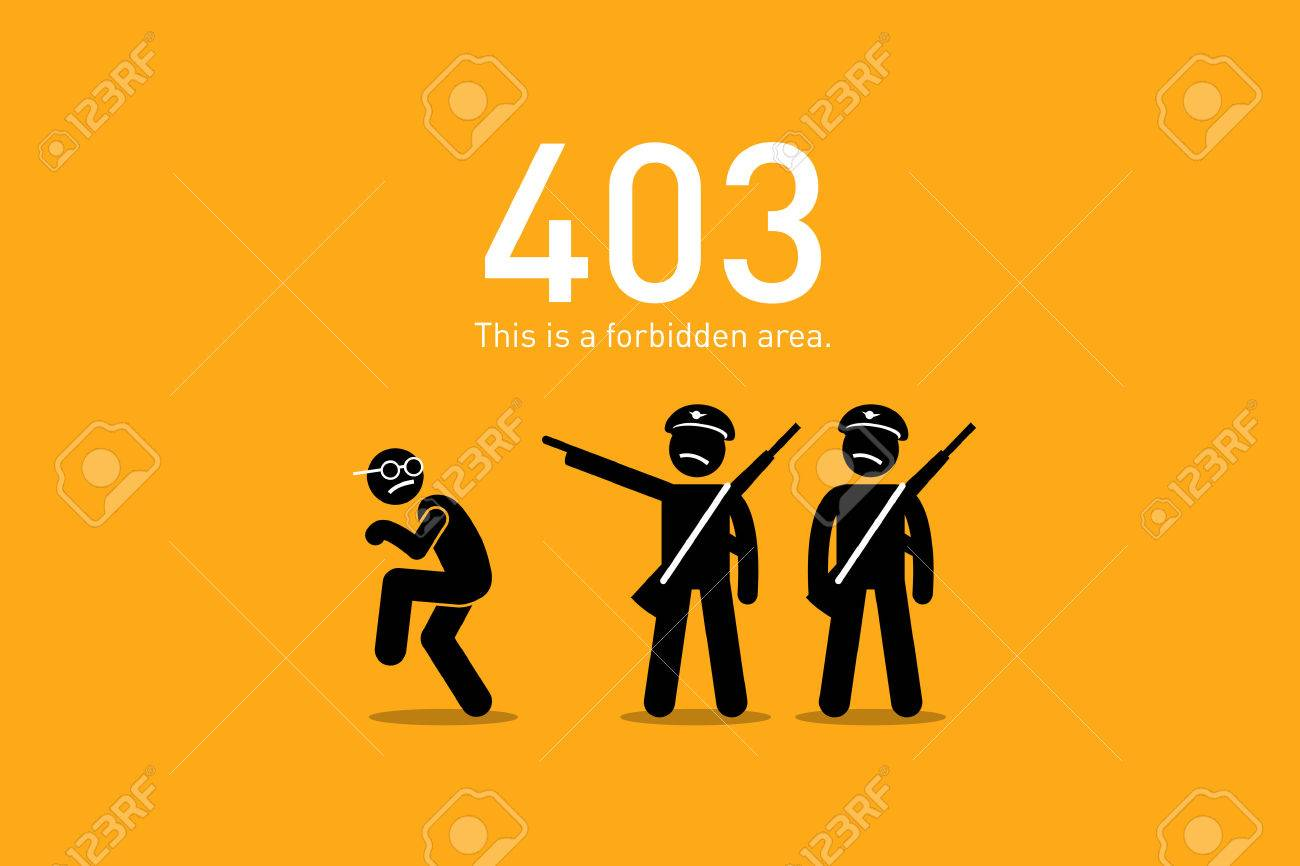 Website Error 403  Forbidden